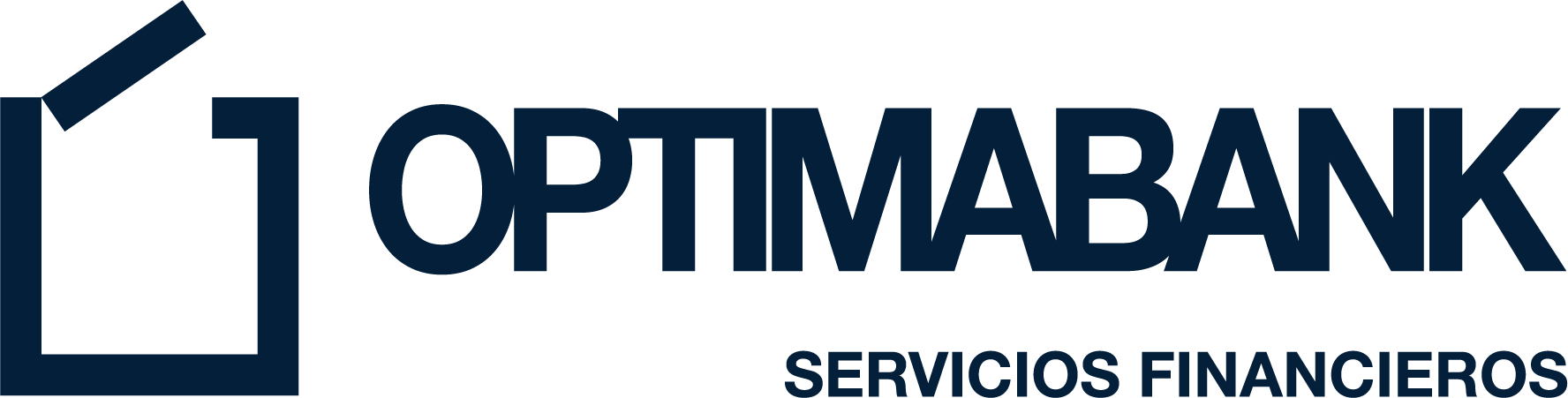 Optimabank logo